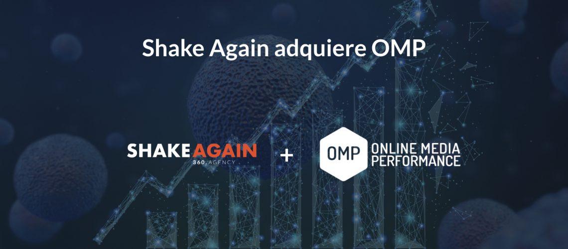 Shake adquiere OMP.001